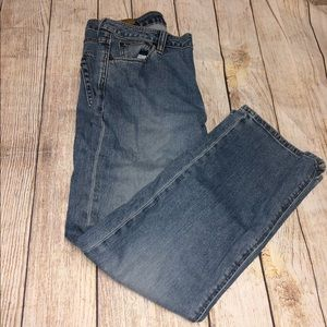 Gap Bootcut Light Wash Jeans